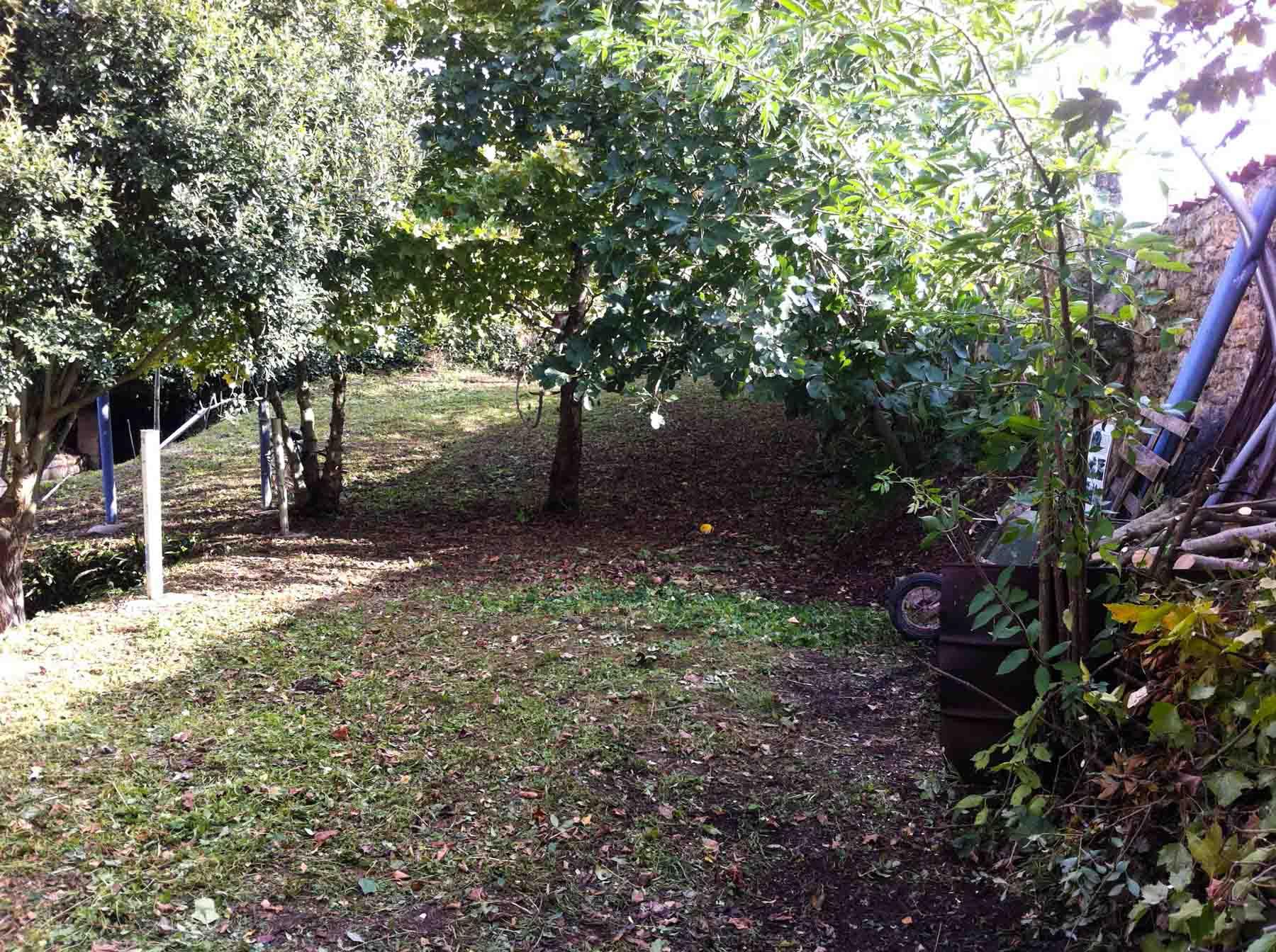 Le jardin octobre 2014 p a d d for Jardin octobre
