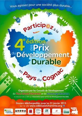 4e édition du prix du développement durable
