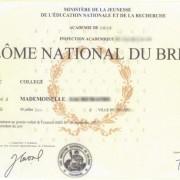 Diplome-brevet-