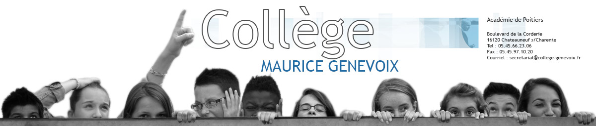 College Maurice Genevoix