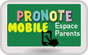 Pronote mobile parents