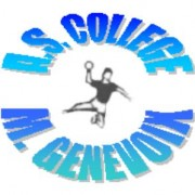 Logo AS handball