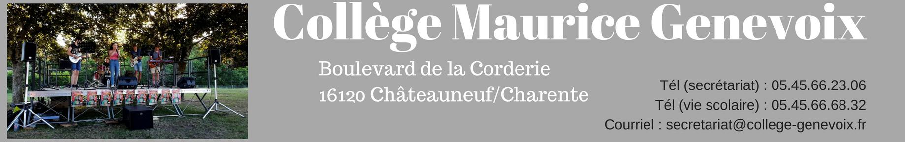 Collège Maurice Genevoix