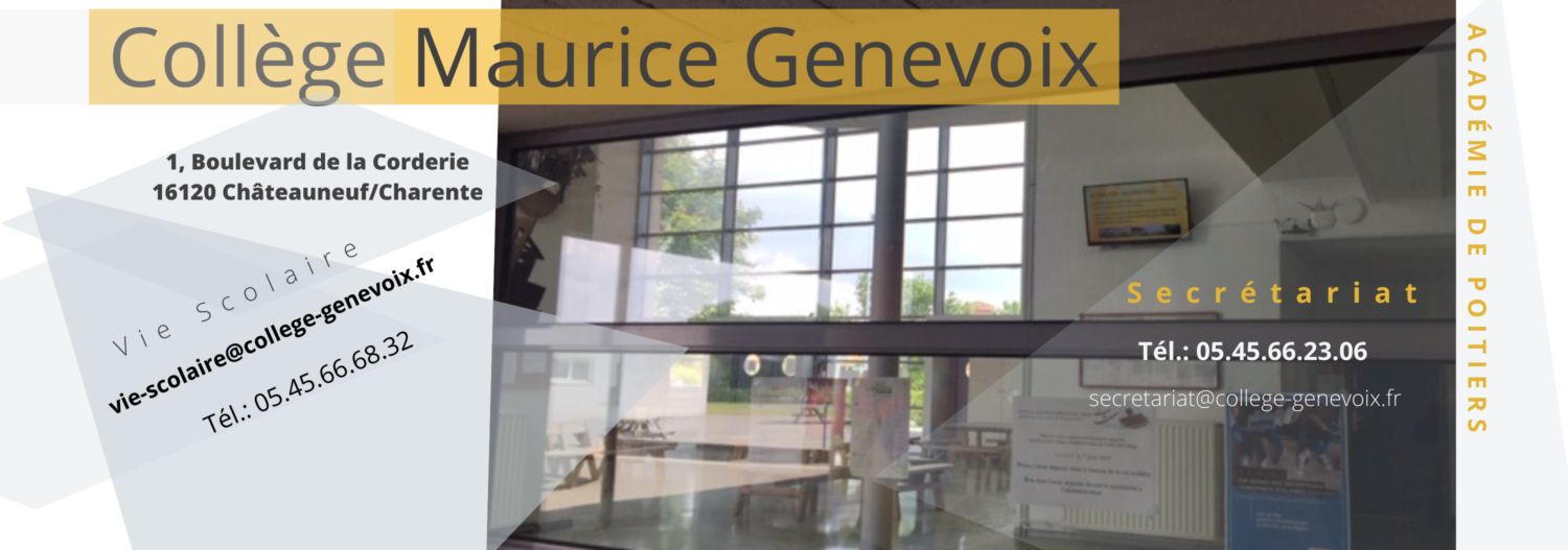 Collège Maurice Genevoix